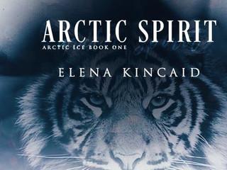 ARCTIC SPIRIT by @ElenaKincaid1 #newrelease #pnr #mfm @EvernightPub