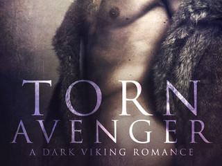 TORN AVENGER by @LeaBronsen #newrelease #MM #LGBT #viking