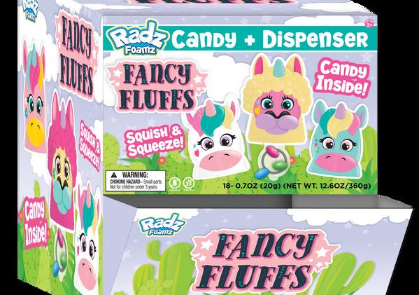 Fancy Fluffs Display
