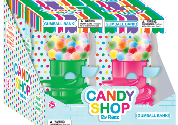 Candy Shop Packaging