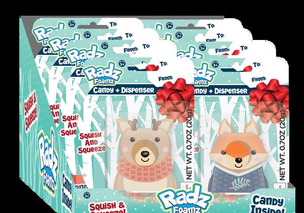 Winter Foamz Packaging