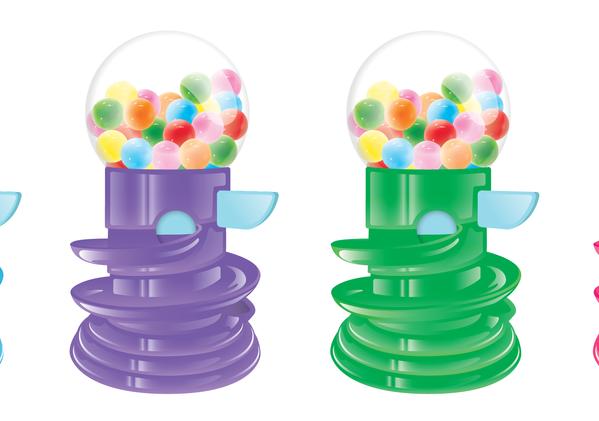 Candy Shop Bubble Bank