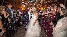 Blake and Haden's Winter Wedding