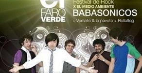 """""""Babasónico"""" en la fiesta del Día del Medio Ambente en San Luis"""