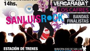 """San Luis a puro rock con """"Bersuit Vergarabat"""" y """"Los Cafres"""""""