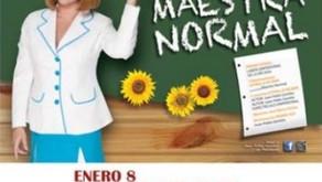 """Juan Pablo Geretto es una """"Maestra Normal"""""""