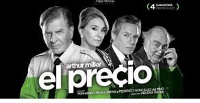 """""""El Precio"""", llega a San Luis con Puig, Novoa, Aleman y Grimau"""