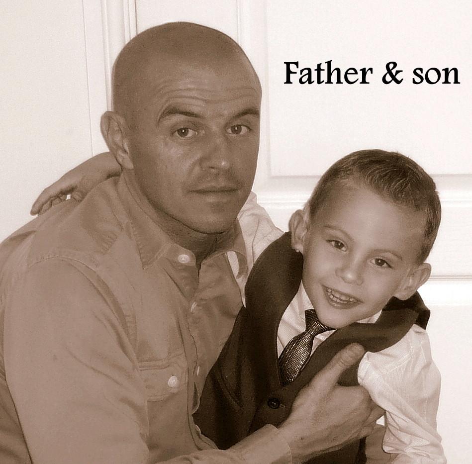 Photo 4 Charlie with dad Tony Beech.jpg