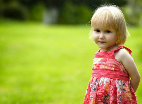 Little Battler Dannielle Amos helps to raise the awareness of SBS