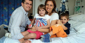 Virginia's Story: :Manchester medics give new hope to five-year-old Italian girl