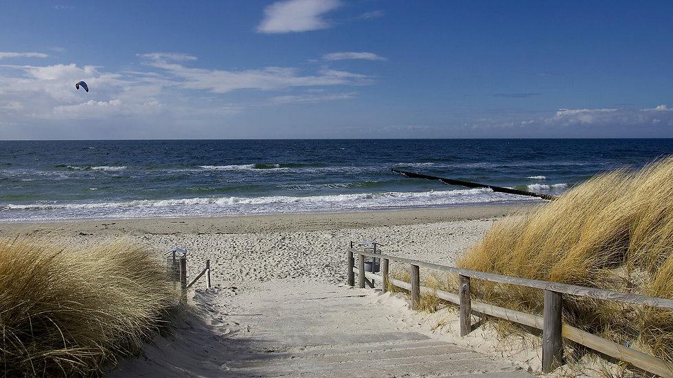 Immobilien an der Küste
