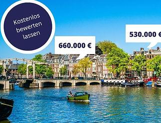 Kostenlose online Immobilienbewertung