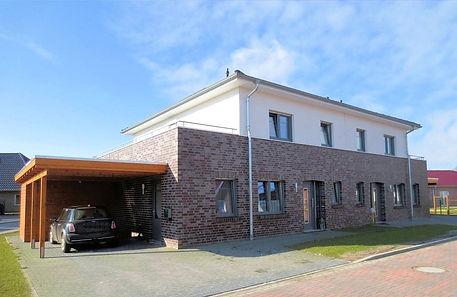 Käufe ETW in Wilhelmshaven, Doppelbungalow in Rhauderfehn, Doppelhaushälfte in Bunde Wymeer, 2 x Zweifamilienhaus in Ramsloh, Verkauf meines Mehrfamilienhauses in Detern