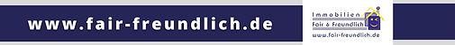 Banner Immobilien Fair & Freundlich