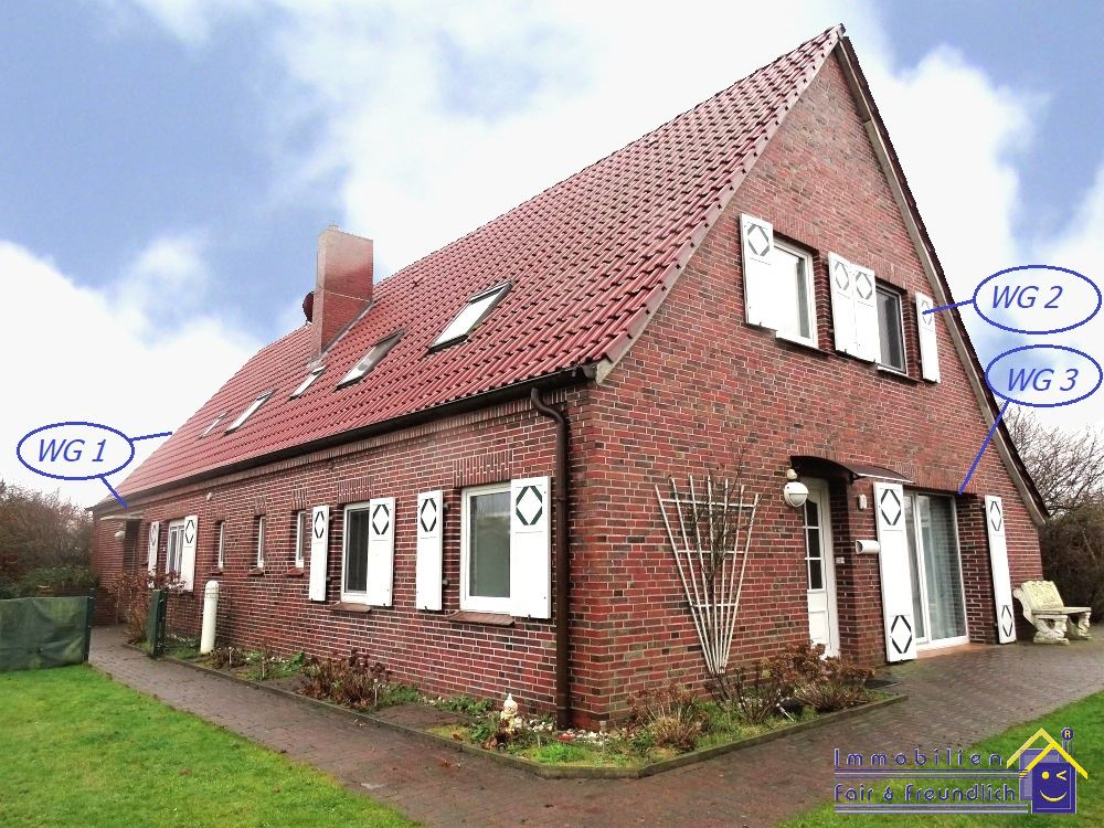 Haus in Hage
