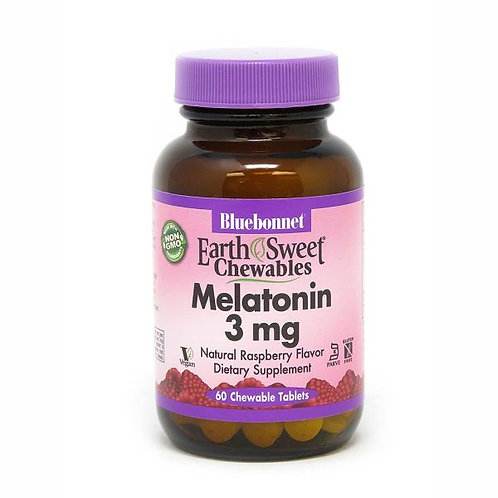 Melatonin 3mg 60 Chewable Tablets