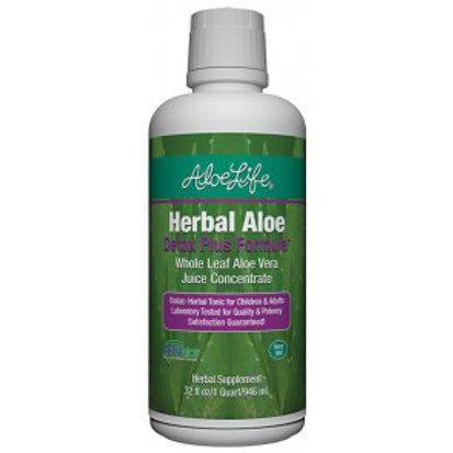 Herbal Aloe Detox Quart