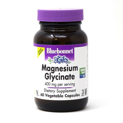 Magnesium Glycinate 40 mg 60 capsule