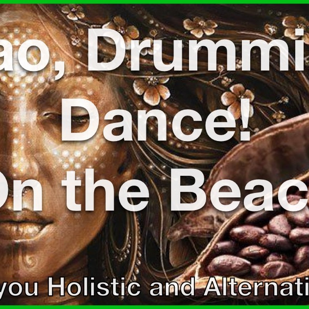 Cacao, Drumming, & Dance on the Beach