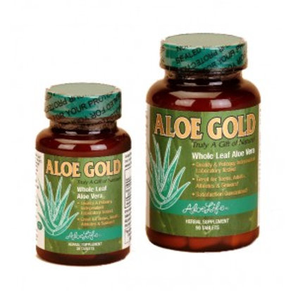 Aloe Gold Tablets 30 Count