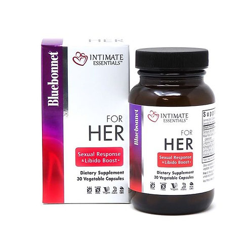 For Her Sexual Response & Libido Boost 30 capsules