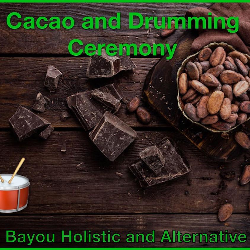Full Moon Cacao and Drumming Circle