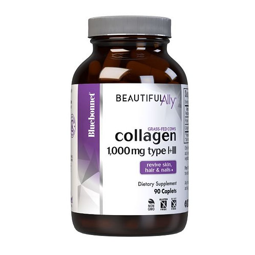 BeautifulAlly Collagen 1000mg type  90 ct