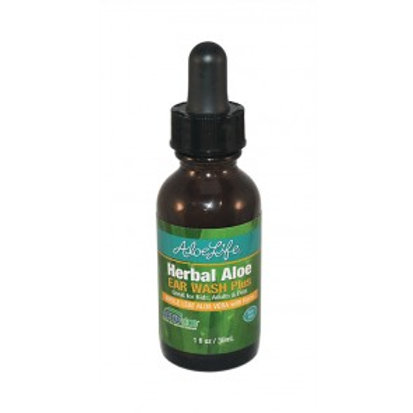 Herbal Aloe Ear Wash 1 Oz