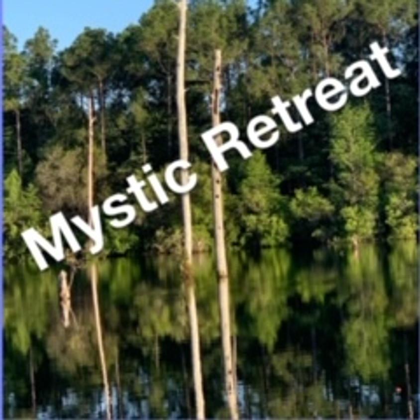 MYSTIC RETREAT:     Relax, Reset, Rejuvenate