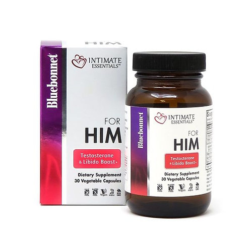 For Him Testosterone & Libido Boost 30 capsules