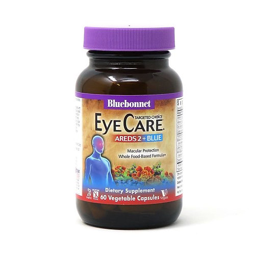 Eye Care AREDS2+BLUE 60 capsules