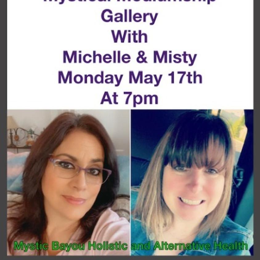 Mystical Mediumship Gallery ONLINE