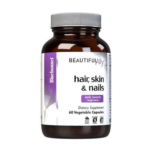 Beautiful Ally Hair Skin Nails 60 capsules
