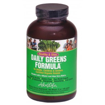 Daily Greens Powder 4 Oz