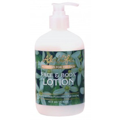 Face And Body Lotion 16 oz