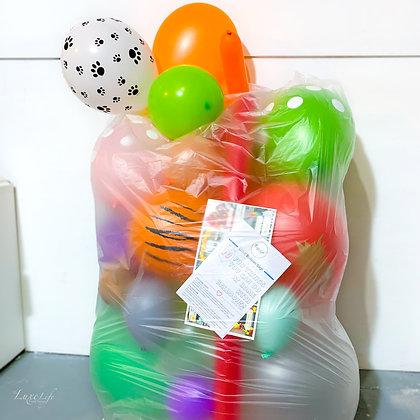 balloon activity bag luxe life balloons