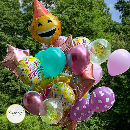 Helium Balloon Bouquet (Large)