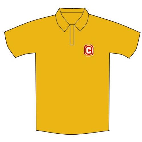 10th Grade - Gold Uniform Polo Shirt
