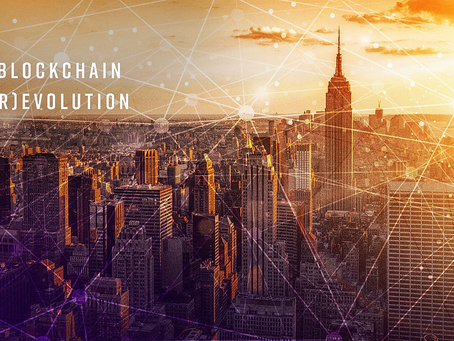 The blockchain revolution in financial services.