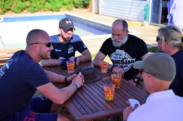 Veterans meet up