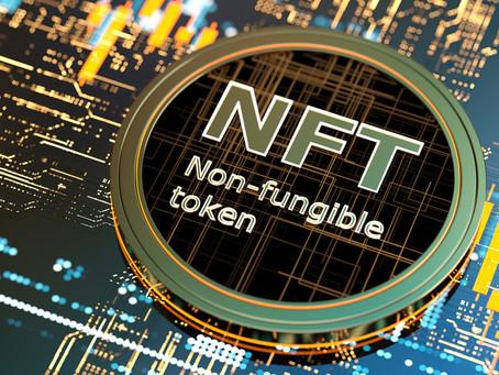"""Non-Fungible Token """"NFT's""""."""