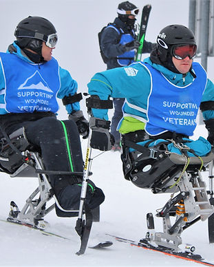 SWV sit ski experience
