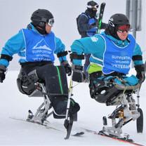 Sit ski experience