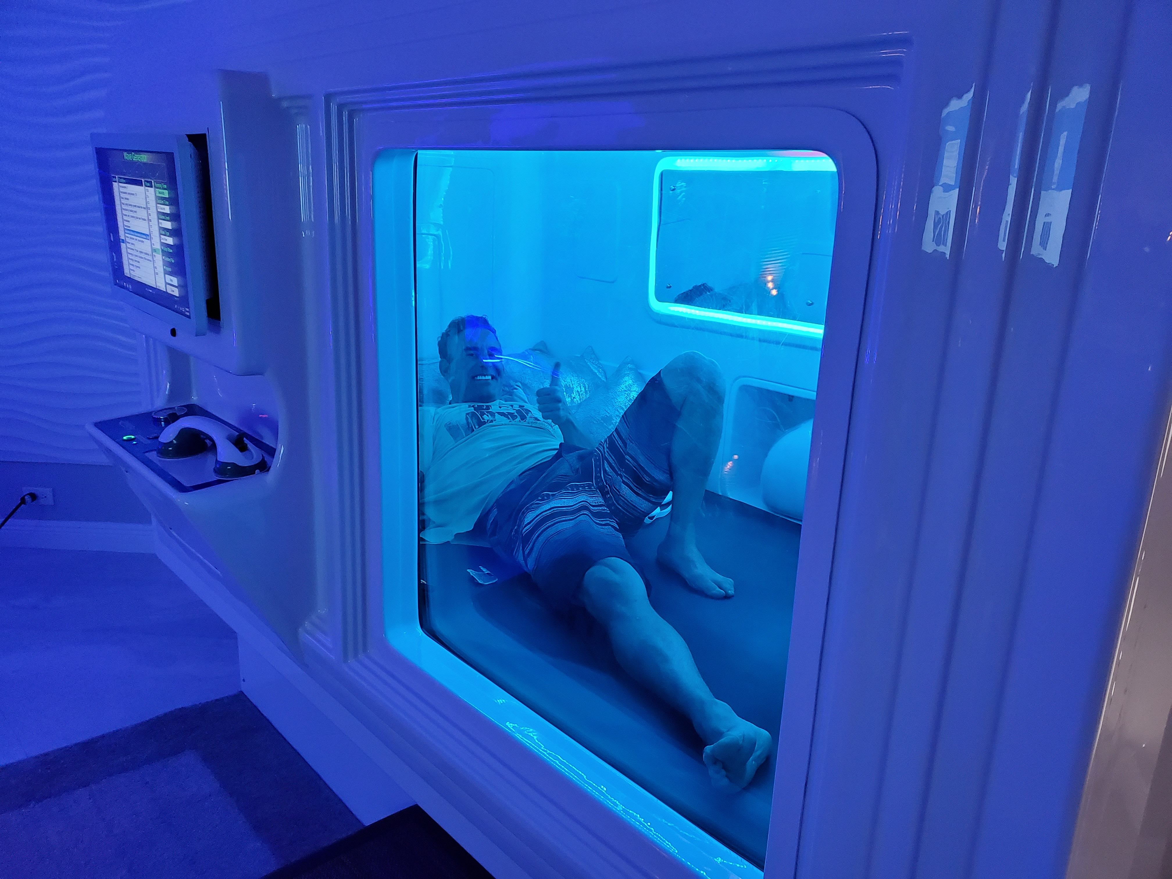 The Hyperbaric Lounge
