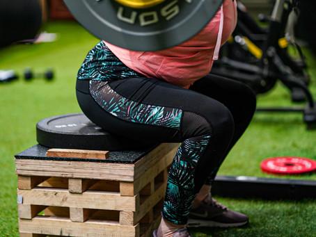 Hip Strength for New Mums