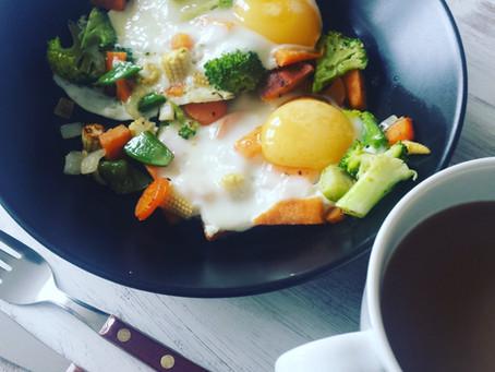 Veggie Eggs