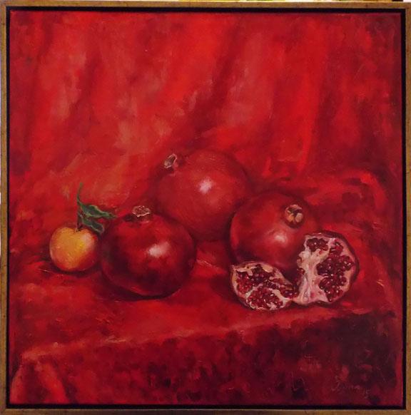 pomegranats