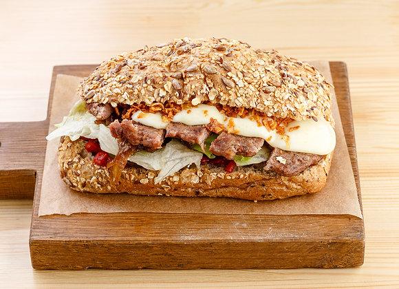 Сэндвич с ростбифом