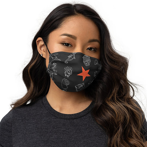Ransom face mask