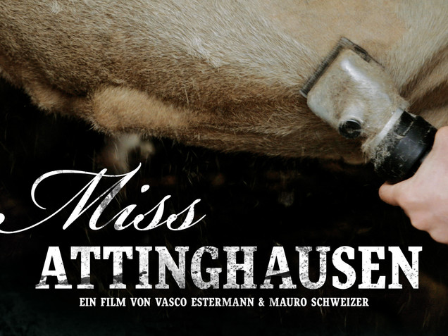 MISS ATTINGHAUSEN